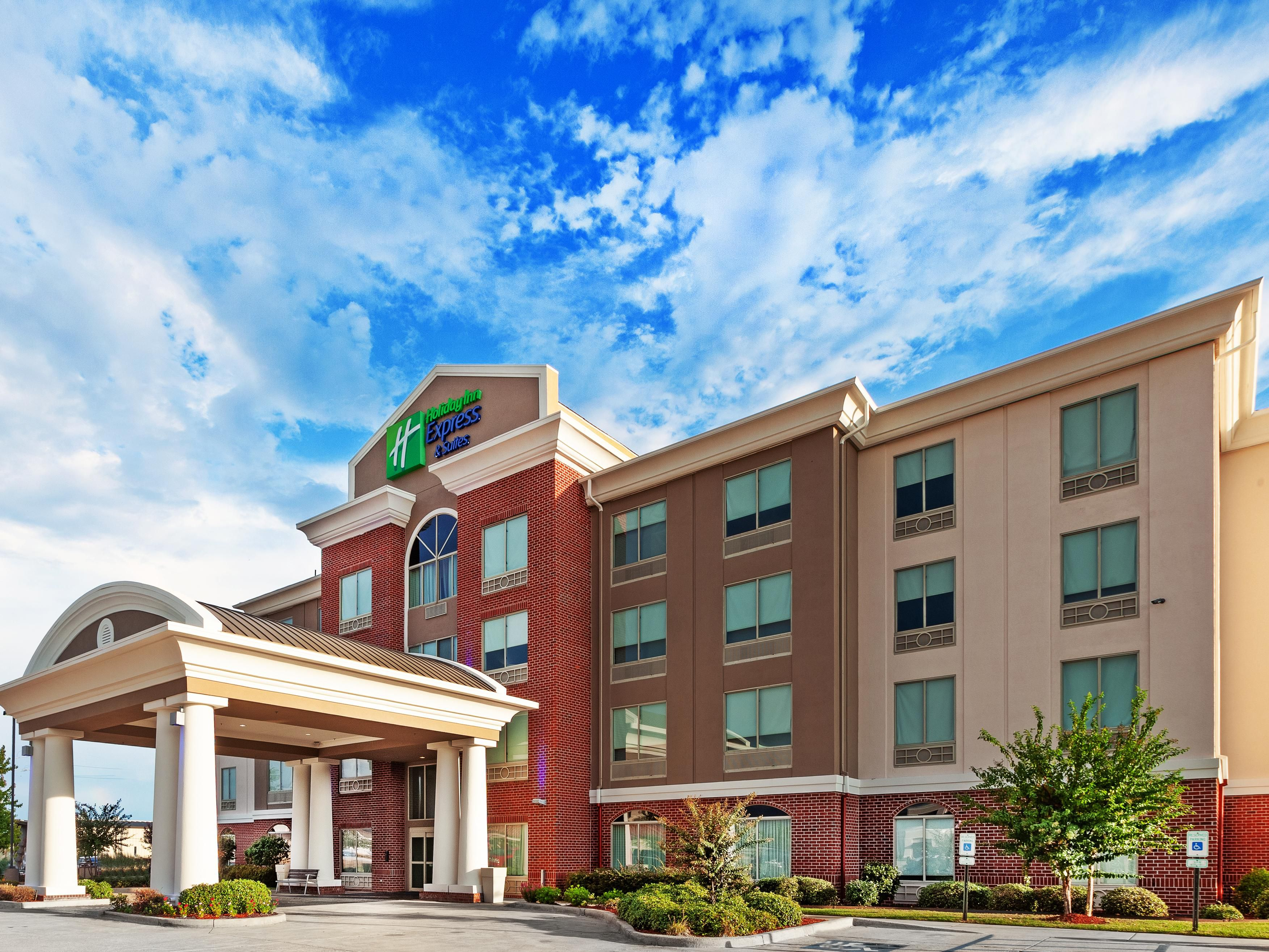 Holiday Inn Express Suites Shreveport South Park Plaza