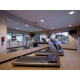 Our state of the art fitness center has a great view!