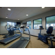 Enjoy a good workout in our fitness center!