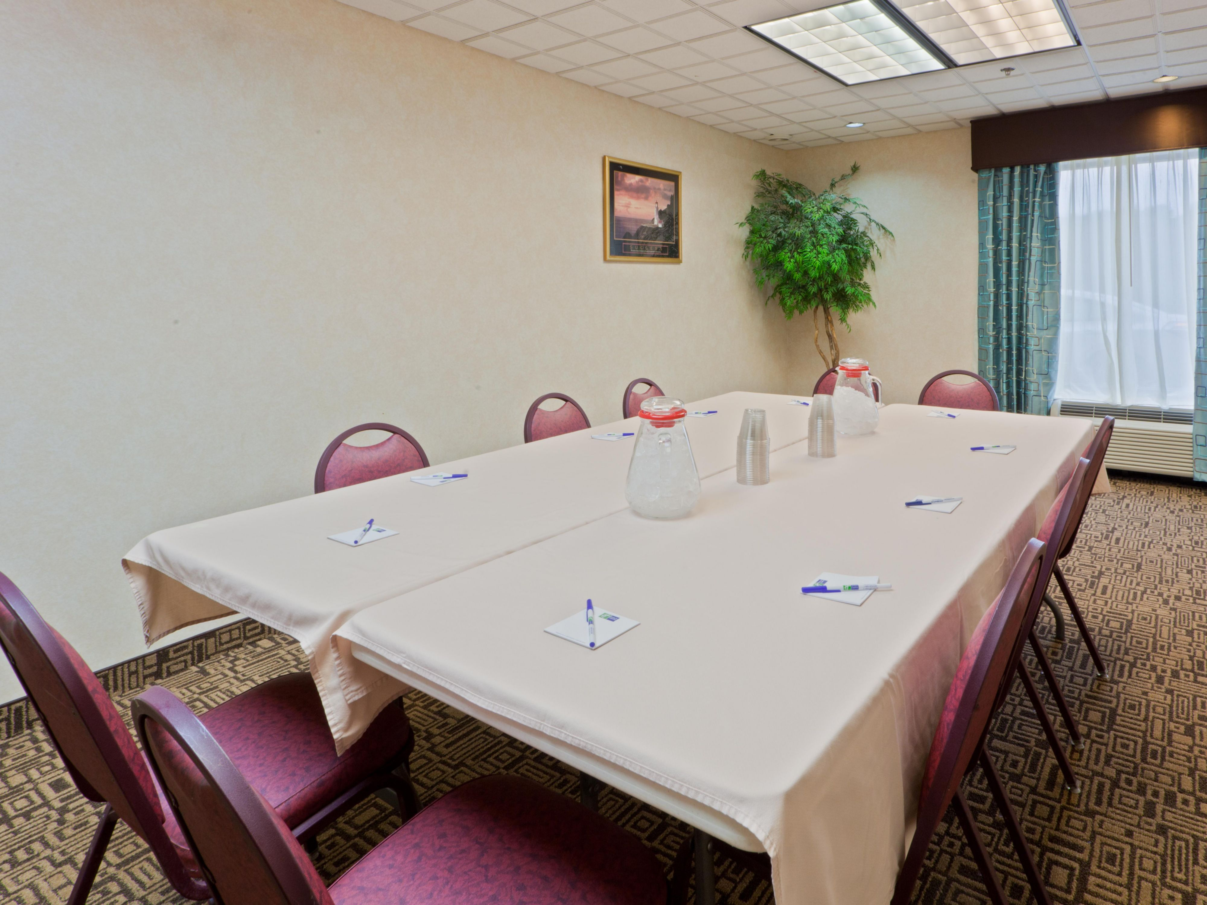 Call our Sales Team today to book your meeting room! 304-746-4748