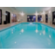 Enjoy a relaxing swim in our indoor heated swimming pool