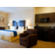 King Executive Suite with Fridge and Microwave