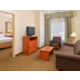 1 King Bed Executive Suite Nonsmoking