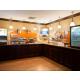 Holiday Inn & Suites Complimentary Breakfast Bar