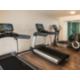 Think Healthy...  Try the On-Site Fitness Center
