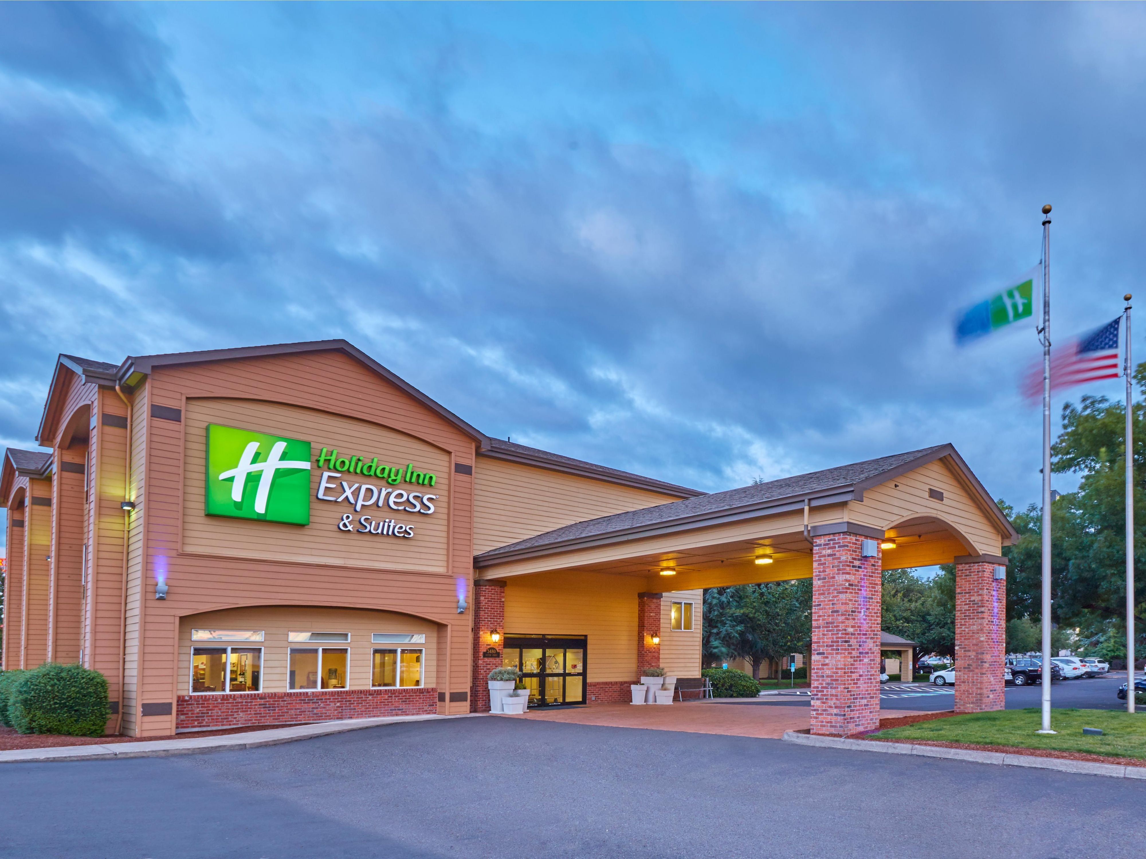 Holiday Inn Express Suites Eugene Springfield East I 5 Hotel By Ihg