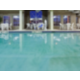 Large Indoor Pool at the Holiday Inn Express & Suites St. Cloud