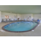 Relax and enjoy our recently renovated pool and jacuzzi area.