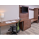 Work desk and flexible armior area of standard guest room