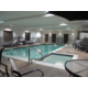 Indoor Heated Swimming Pool with Spa