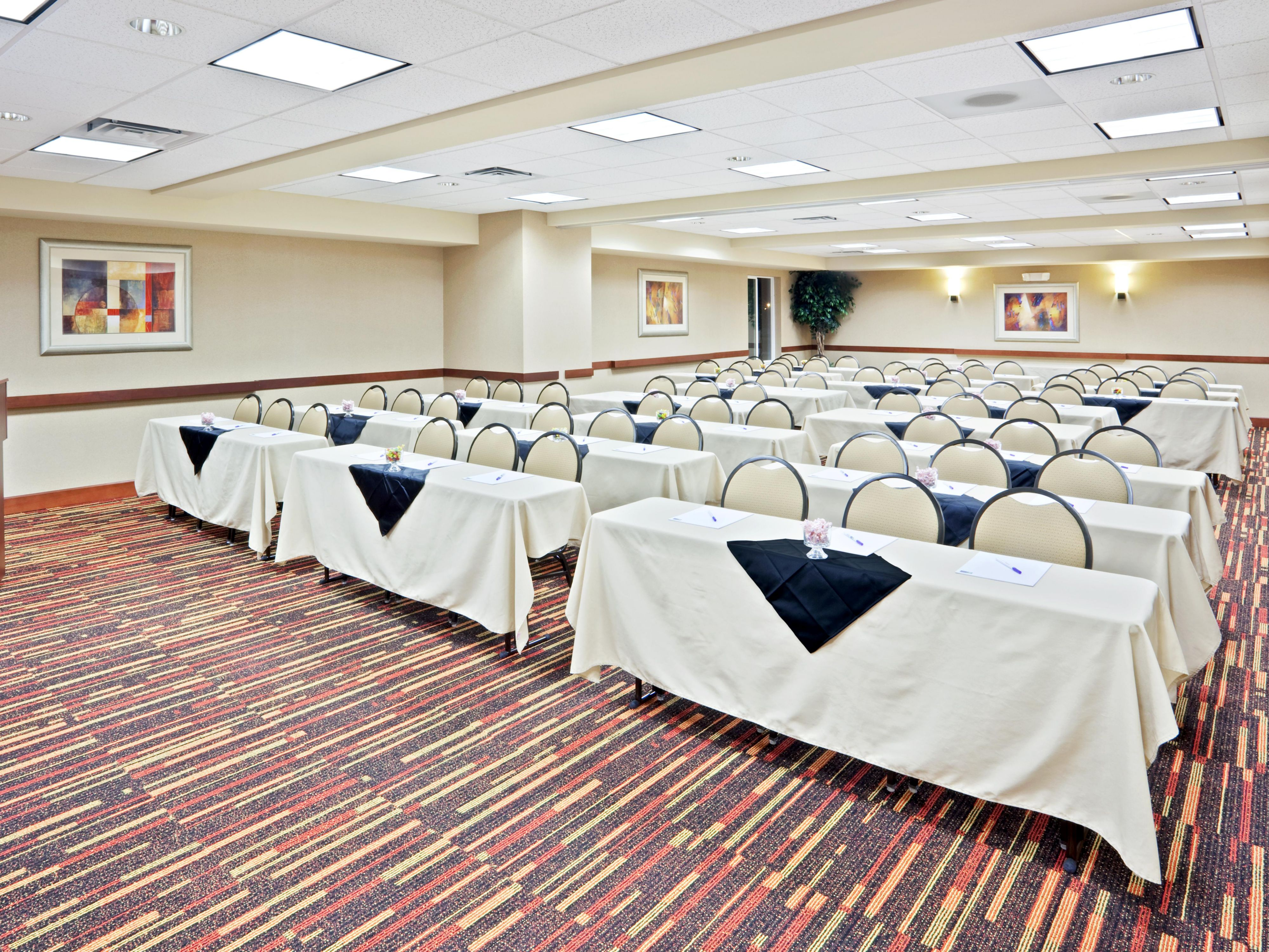 Holiday Inn Express Sumner Event Banquet Room