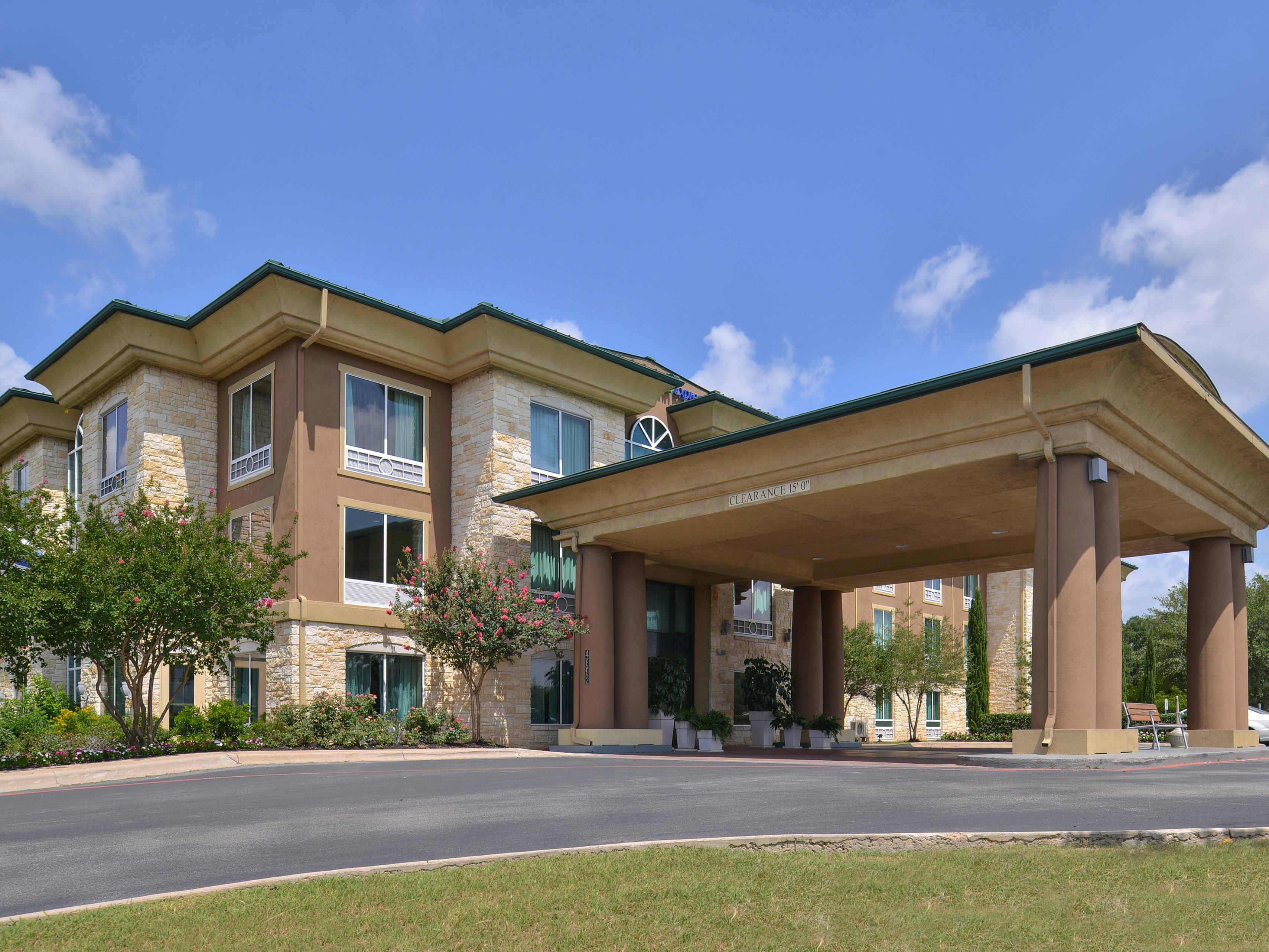 hotel specials for holiday inn express suites austin sw sunset