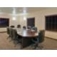 Permanent 375 Square Feet Boardroom