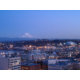 Mountain Rainier and Tacoma Dome