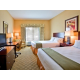 2 Queen Bed Guest Room Holiday Inn Express Tampa Busch Gardens