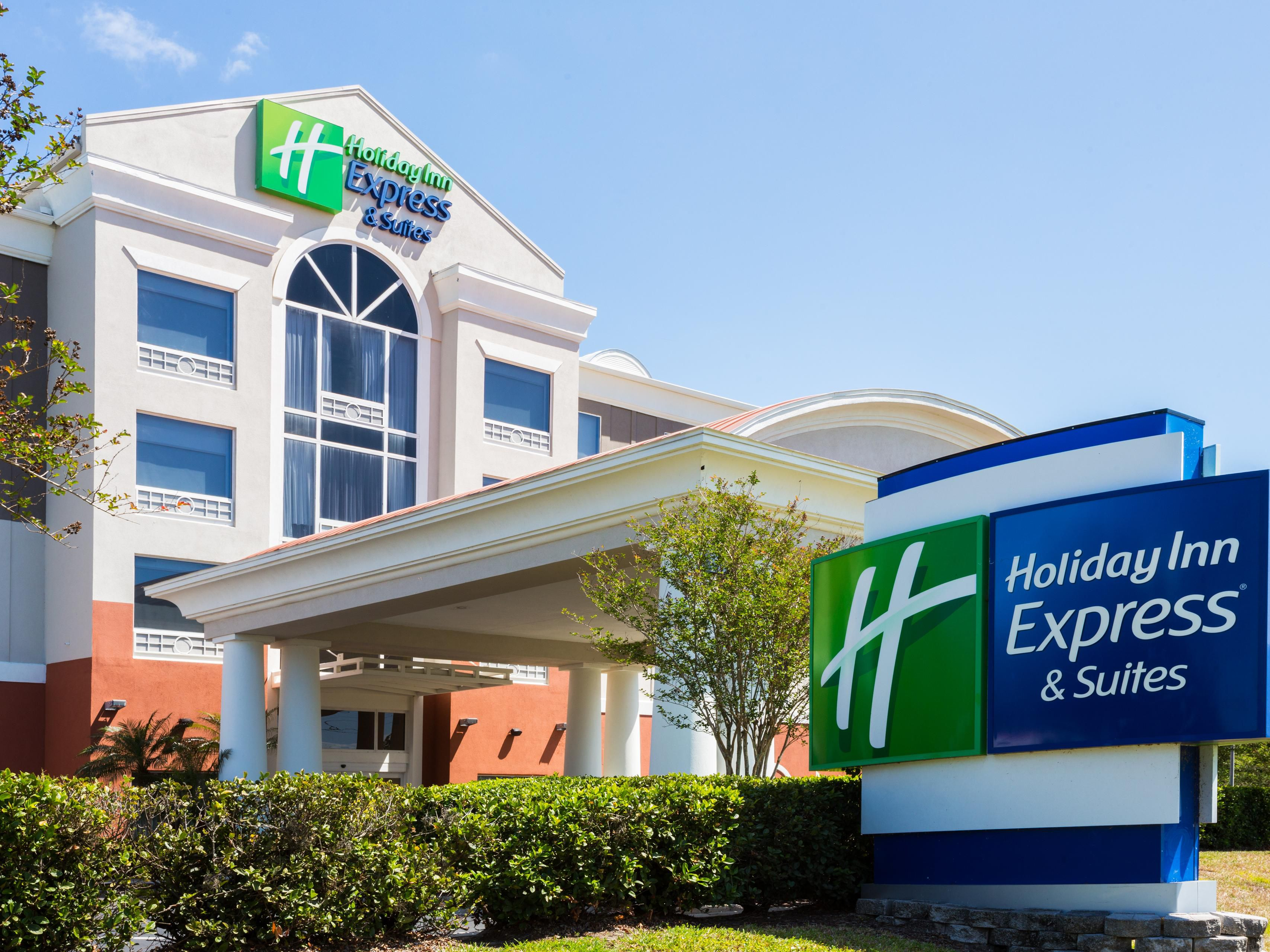 Holiday Inn Express Suites Tampa Fairgrounds Casino Hotel By Ihg