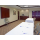 Our 650 sq ft meeting room can accomodate your needs