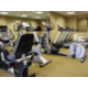 Spacious and well air conditioned fitness center