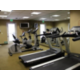 Access our fitness center free as your health is important to us