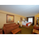 Double Bed Guest Room at Holiday Inn Express Tempe Arizona Mills