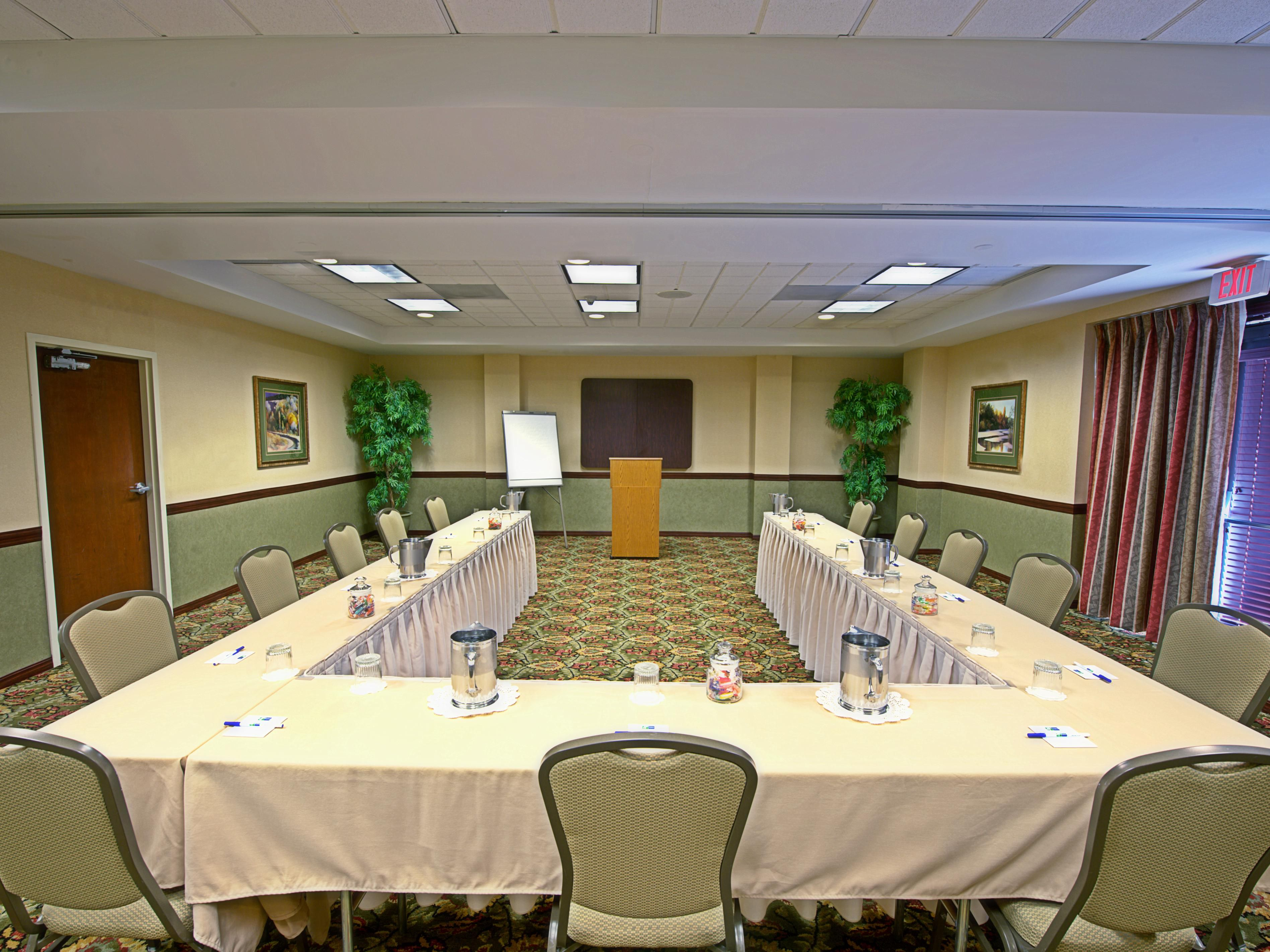 Our comfortable Meeting Room