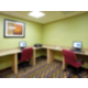 Get Work Done on the road in our Business Center