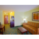 Suite - Sitting & Wet Bar Area