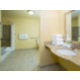 Spacious ADA Bathroom with Accessible Tub