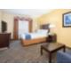 Separate Queen Bedroom from doorless entry - 2 room 3 Queen Suite