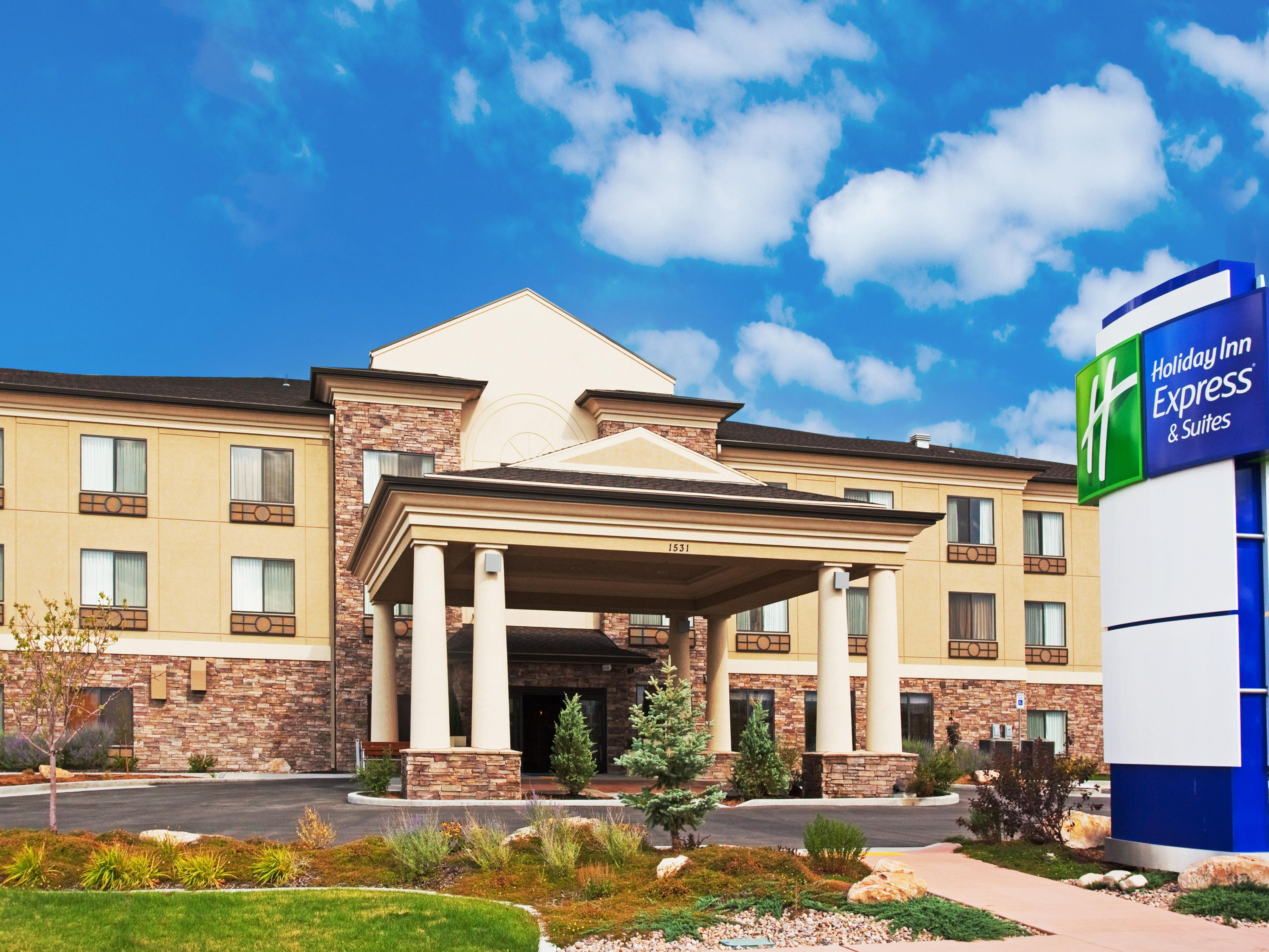 Holiday Inn Express Suites Tooele Map Driving Directions