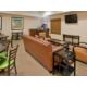 Spacious Breakfast area at the Holiday Inn Express Topeka North