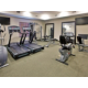 On-Site Fitness Center at the Holiday Inn Express & Suites Topeka