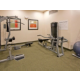 On site Fitness Center Holiday Inn Express Topeka North
