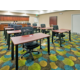 Meeting Room at the Holiday Inn Express and Suites Topeka
