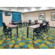 Meeting Room at the Holiday Inn Express and Suites Topeka North