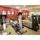 Get a great work out on our eliptical, treadmill & recumbant bike.