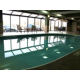 Our heated pool is just waiting for you!