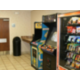 Our vending area is just for you.