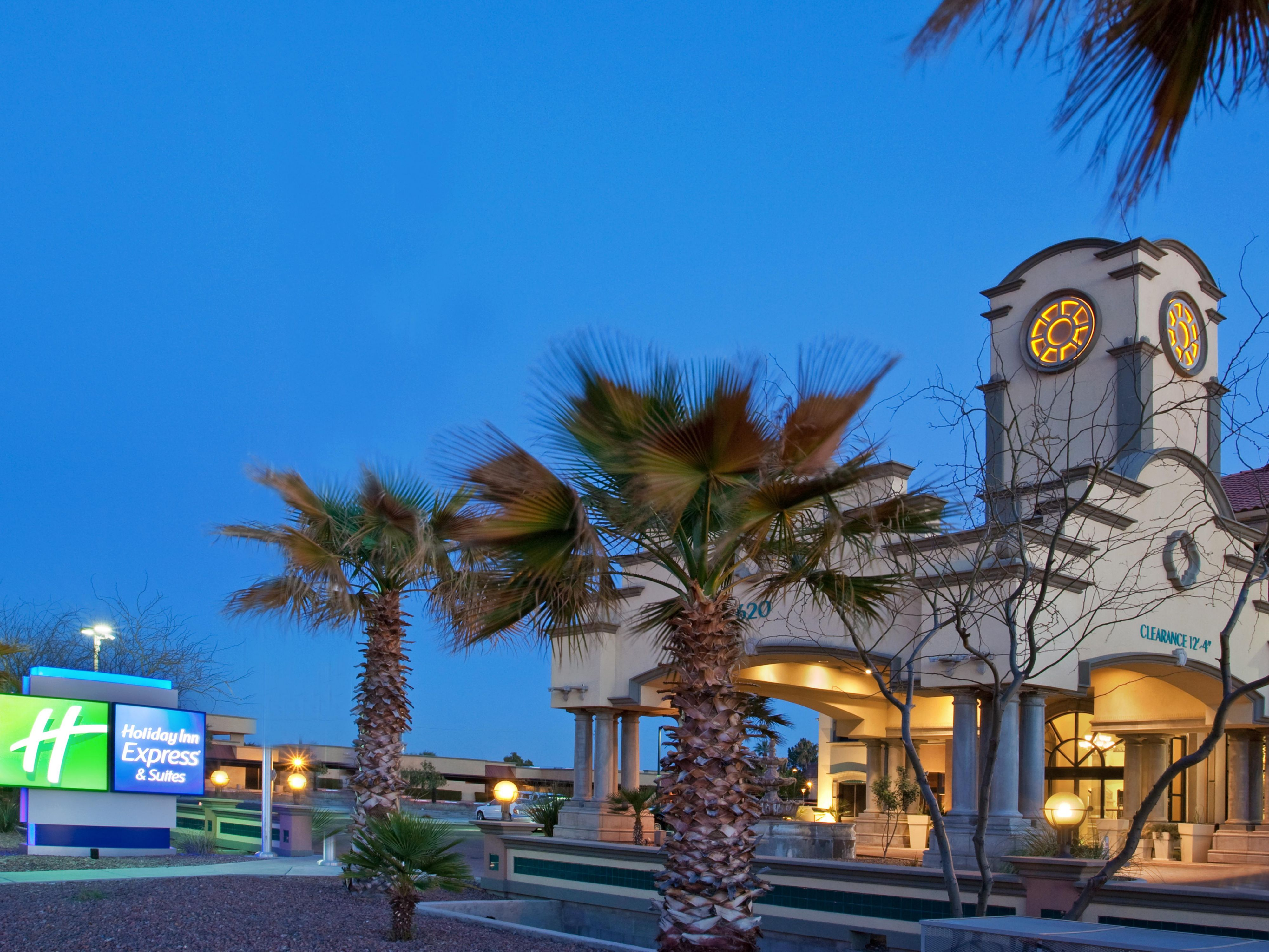 holiday inn express & suites tucson mall hotelihg