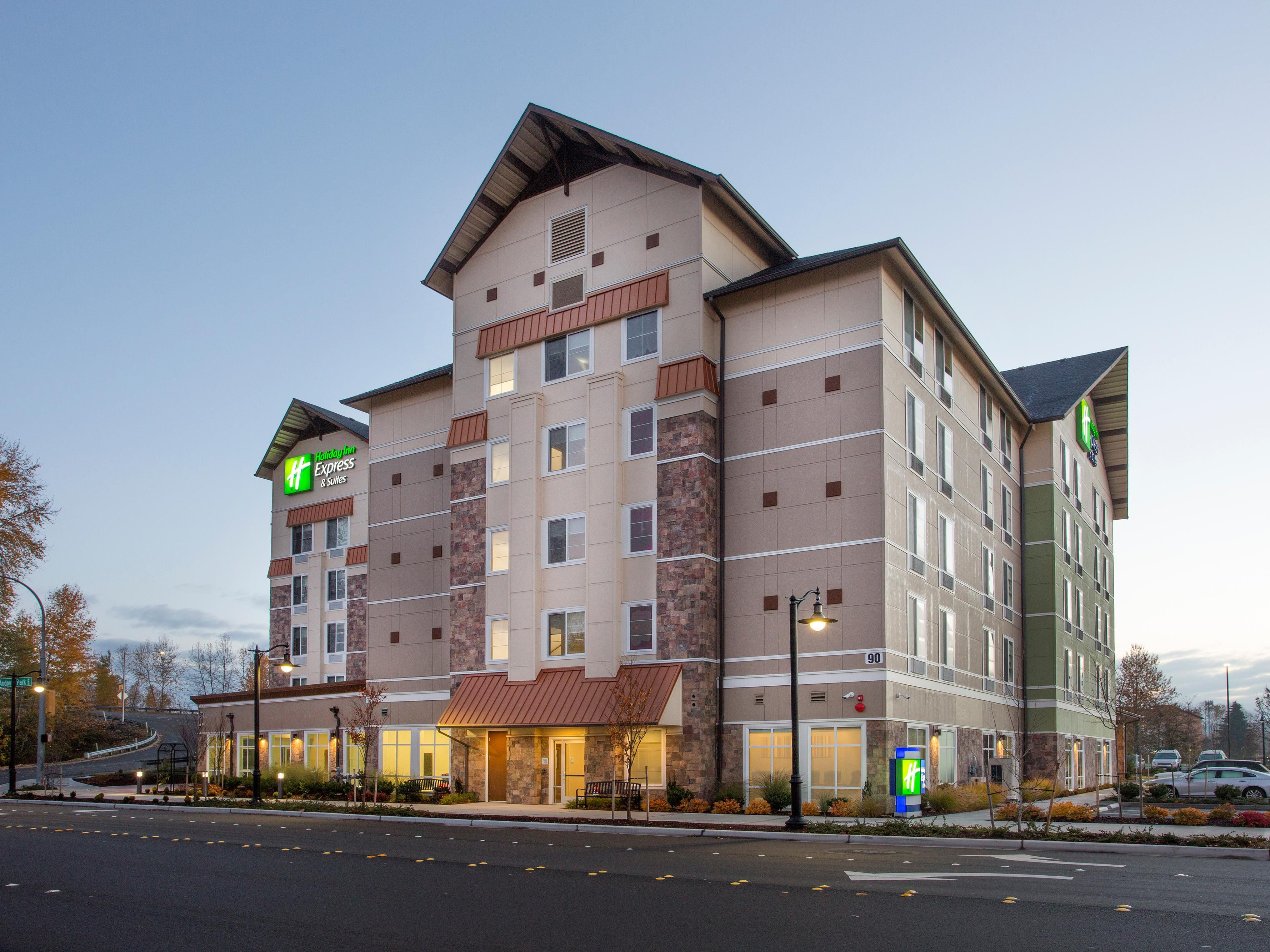 holiday inn express suites seattle south tukwila hotel in rh ihg com