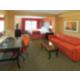 Spacious King Guestroom with Sleeper Sofa