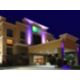 Hotel Exterior at Night