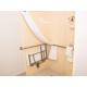 Wheelchair access guest bathrooms