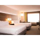 2 Queen Guest Beds room Holiday Inn Express Tyler