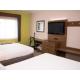 2 Queen beds Holiday Inn Express Tyler North