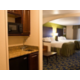 All of our rooms come equipped with refrigerator and microwave.
