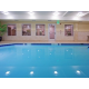 Unwind with our indoor pool and hot tub in Vernal/Dinosaurland.