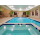 Relax while working in Vernal, Utah at the Indoor Pool/Hot Tub.