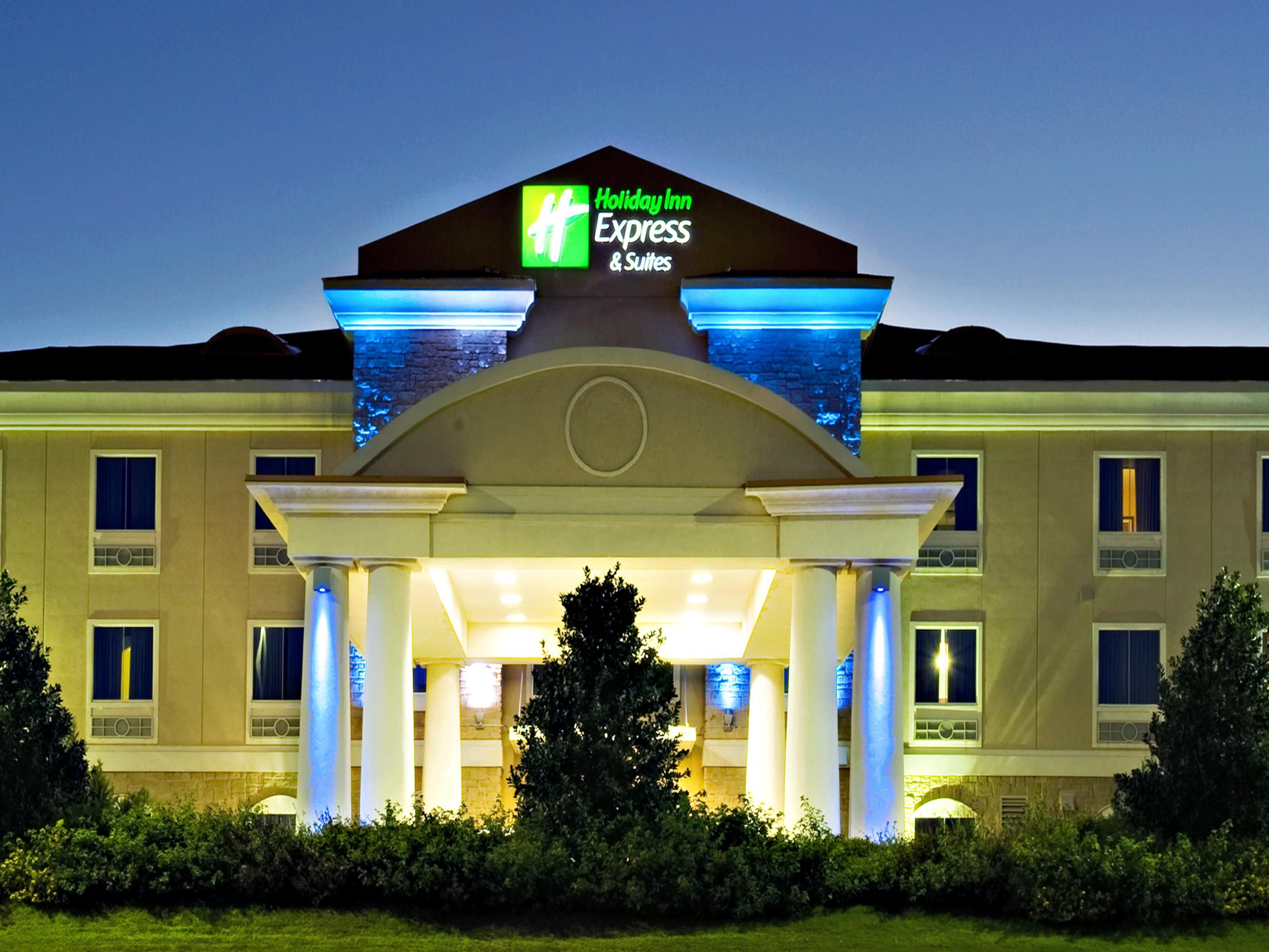 Holiday Inn Express Suites Vernon College Area Hwy 287 Hotel By Ihg