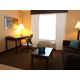 King Executive Room Living & Work Area with Free Wi-Fi